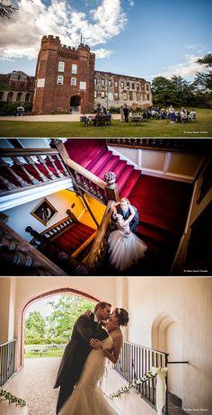 Fun ideas for a castle wedding