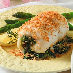 Tuscany Stuffed Fish Fillets