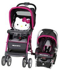 Hello Kitty Toy Stroller