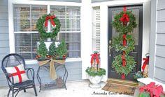 Amanda Carol at Home: Front Porch Decor