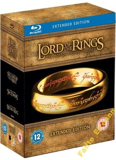 THE LORD OF THE RINGS (Władca Pierścieni) (15 BR)