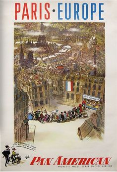 Paris-Europe