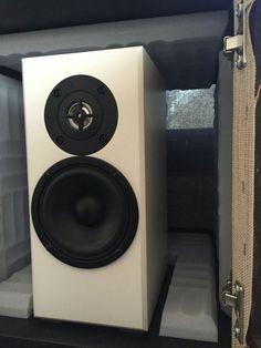 3D printed 3 way Unity waveguide home audio speaker diyAudio
