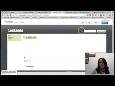 Google Sites Basics Tutorial - YouTube