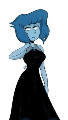 She heard that you were saying that Pearl looks good in everything, She's here to shut your mouth in more than one way… Steven Universe: Image Gallery (Sorted by Score) Steven Universe Lapis, Steven Universe Memes, Universe Images, Universe Art, Lapidot, Du Dudu E Edu, Lapis And Peridot, Steven Univese, Estilo Anime
