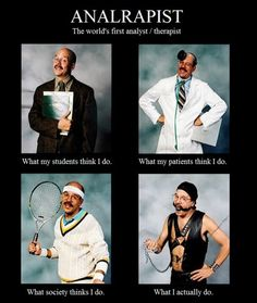 """Tobias Funke appreciation post. Speaking as a future """"analrapist"""", I'm glad that society will think I'll be playing tennis."""