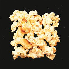 Spicy Popcorn with Piment Despelette and Marcona Almonds Photo - Binge Watching Snacks Recipe | Epicurious.com