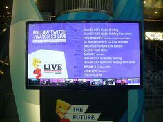 "E3 2014 - Day 1 - FuTurXTV & Funk Gumbo Radio: http://www.live365.com/stations/sirhobson and ""Like"" us at: https://www.facebook.com/FUNKGUMBORADIO"