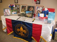 Court of Honor Table - like the framed prints