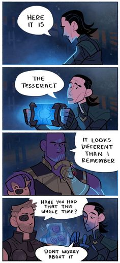 Infinity War funny