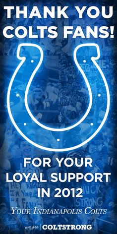 Go Colts!!