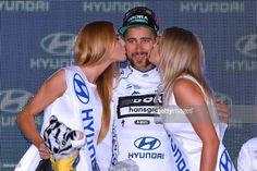 74th Tour of Poland 2017 / Stage 7 Podium / Peter SAGAN (SVK) White sprint jersey Celebration / Miss/ Bukovina Resort - Bukowina Tatrzanska 954m (132,5km) / TDP / Tour de Pologne /