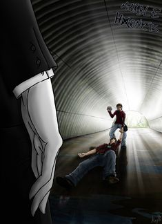 marble hornets masky and hoodie - Google Search