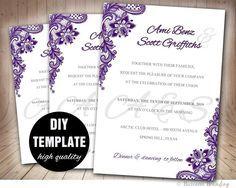 Free Wedding Invitation Templates Design 1303