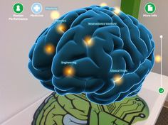 I love finding new augmented reality apps that engage students.  Wright State Brain Scan is a FREE iPad app that allows students to interact with the brain using the power of augmented reality.  To start exploring the human brain you will need to print off the trackable image from Wright State's website. - See more at: http://www.edutech.nodak.edu/westcentral/2013/11/19/brainscan/#sthash.9RKTEOGN.dpuf