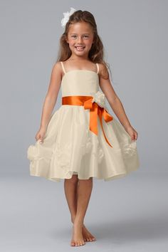 Seahorse 49729 Flower Girl Dress |