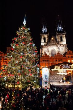 Prague - Christmas Market