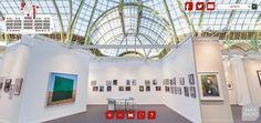 Vous avez loupé Paris Photo ? Voici de quoi se rattraper avec cette visite virtuelle ! http://www.parisphoto.com/fr/paris/visite-virtuelle-2015#/intersection_9/