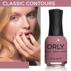 Orly: Classic Contours (Blush, Spring 2014)
