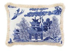 J.Covington*Design: Fabulous Toile Pillows