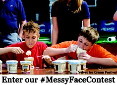 Win tickets to the Ohio State Fair by entering our #MessyFaceContest  http://www.discoveringohio.com/show-us-your-messyfacecontest-.html