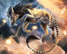 Fantasy Art by Whiluna Fantasy Myth Mythical Mystical Legend
