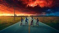 #StrangerThings #season3 is happening! #season2 #premieres OCT27 #story of #eleven & the boys will #conclude with #season4 ( #netflix has mostly confirmed season 4 of #streaming #tv #bingewatching #series #scifi #geek #show ) #instanews #instascifi #instabinge #instagood #instadaily #instaawesome #instatv #instashow #instaseries #instageek  #Hawkins Indiana in the  #80s  We miss you #Barb