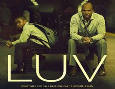 Rapper Common will be playing an ex-con in the upcoming film LUV