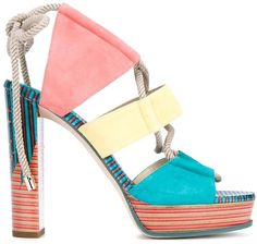 Jimmy Choo 'Halley 120' sandals