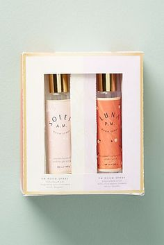 Soleil & Luna Room Spray Gift Set