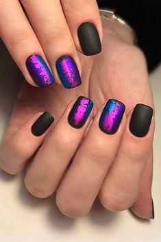 Glitter Gel Nails, Nail Manicure, Nail Polish, Fancy Nails, Cute Nails, Pretty Nails, Square Acrylic Nails, Best Acrylic Nails, Nail Designs 2017