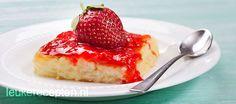 Recept - Griesmeel met compote - met Zonnigfruit