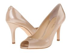 Ivanka Trump Cleo Sandy/New Luster Patent Leather - Zappos.com Free Shipping BOTH Ways