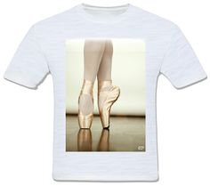 camiseta balé balet dança sapatilha ponta