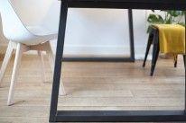 Project Ede, een interieuradvies voor woonkamer en eetkamer. #woonkamer #eetkamer #taatsdeuren #basic  #industrieel #zwartwit