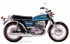 1971 Suzuki T500R