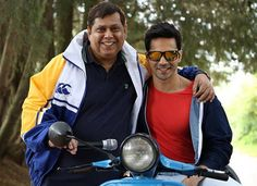 Inspired by son Varun Dhawan David Dhawan to make a serious film                              Inspired by son Varun Dhawan David Dhawan to make a serious film                            				        				          				          				        			                        For the first time in his entire career as a filmmaker David Dhawan has now decided to go serious. In what could possibly be a radical career turn-around David now plans to do a serious (read: non-comedy) film with his son in the…