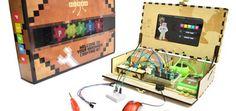 Piper, kit basado en Raspberry Pi para aprender mientras juegas a Minecraft #Rapsberrypi #minecraft