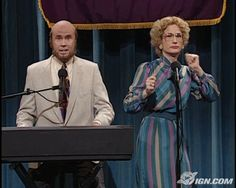 really hot mic here. SNL's Will Ferrell and Ana Gasteyer as Marty Culp and Bobbi Mohan Culp from Alta Dena Middle School. BEST SKIT EVER! Best Snl Skits, Best Of Snl, Funny As Hell, You Funny, Funny People, Funny Stuff, Hilarious, Movies Showing