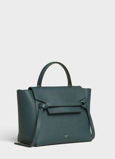 Micro Belt bag in grained calfskin   CELINE - see large version in the  first place cfe97a81e9