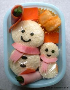 decoration food for kids