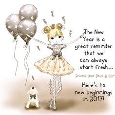 Wishing everyone a Happy New Year and fresh start.....especially the ones that really need it