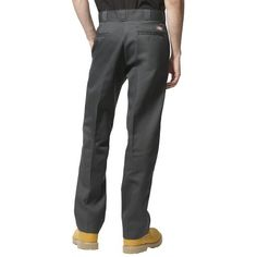 Dickies - Men's Big & Tall Original Fit 874 Twill Pants Charcoal (Grey) 50x30