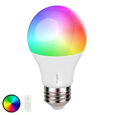 Sengled Paint LED-Lampe RGBW-Steuerung E27 5,8W-8595021-02 Bougie Led, Led Lampe, Light Bulb, Lighting, Painting, Smart Home, Decor, Boutique, Products