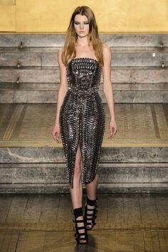 Pin for Later: Julien Macdonald Takes You to Church, but It's Not What You Think…