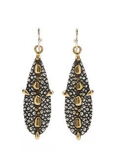 Stingray Earrings - Kimberly Baker Jewelry