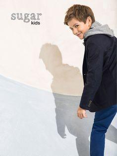 Leonardo de Sugar Kids para Massimo Dutti