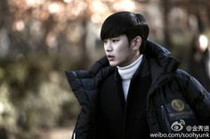 awesome Kim Soo Hyun will not attend AWE 2014