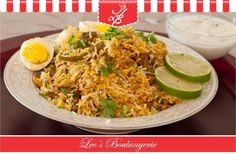 Craving for Biryani? Our mouth-watering Chicken Biryani gives you one more reason to love us!