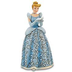 Disney Princess Sonata Cinderella Figurine by Jim Shore